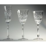 Anya Crystal Water Goblet Clear